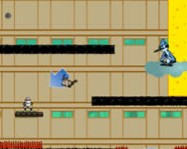 Regular show escape from Ninja Dojo online